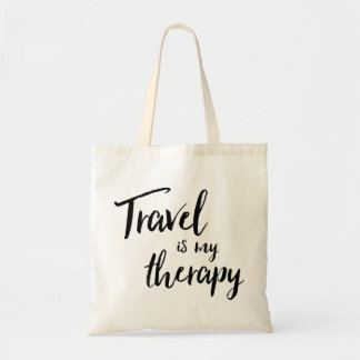 Travel is my Therapy Bag