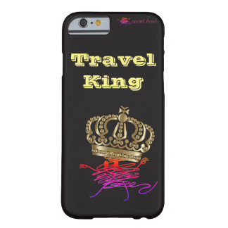 Travel King - Unravel Travel Barely There iPhone 6 Case