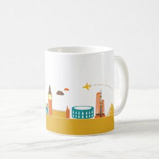 Travel Landscape 1 Coffee Mug