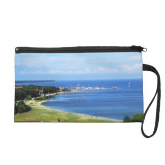 Travel Lithuania - Nida Wristlet