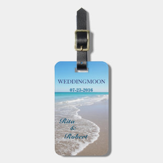 Travel Luggage Tag Collection/Weddingmoon