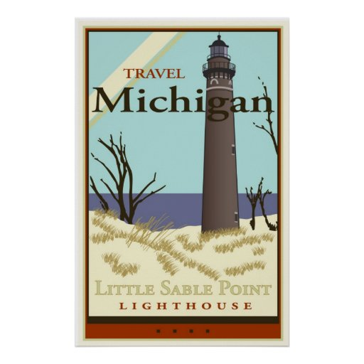 Travel Michigan Posters