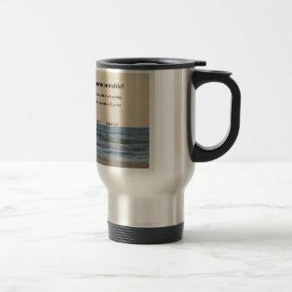 Travel mug...Boundaries Travel Mug