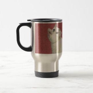 Travel Mug for the Cat Lover