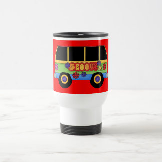 Travel Mug - Groovy Tuesday