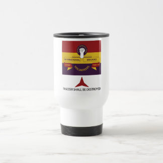 Travel Mug International Brigades
