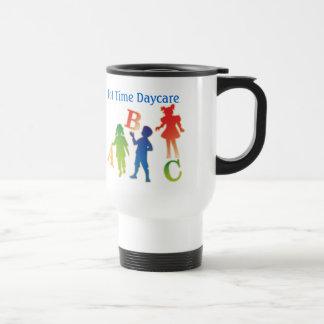 Travel Mug Template Daycare