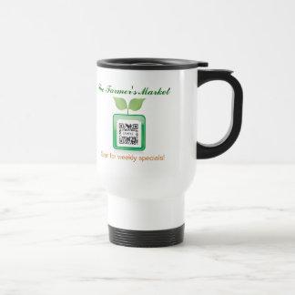Travel Mug Template Farmer's Market