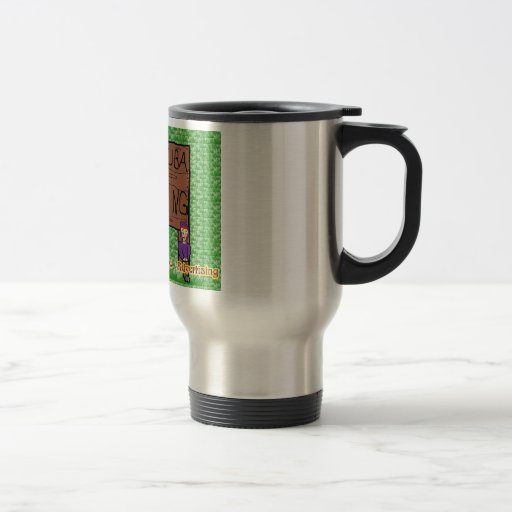 Travel Mug - Threeduba Marketing