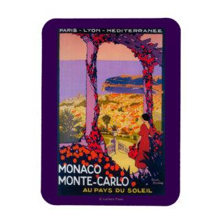 Travel Promotional Poster Magnet