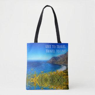 Travel Seaside 2 Tote Bag