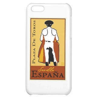 Travel Spain Cover For iPhone 5C