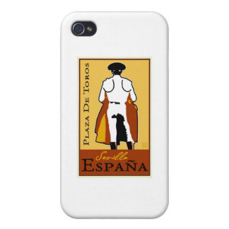Travel Spain iPhone 4/4S Covers