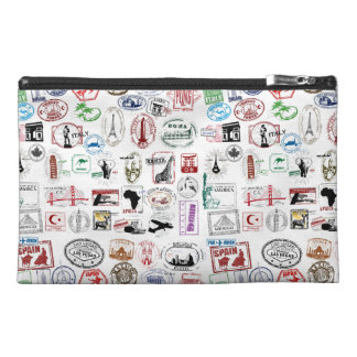 Travel Stamps Travel Accessories Bag