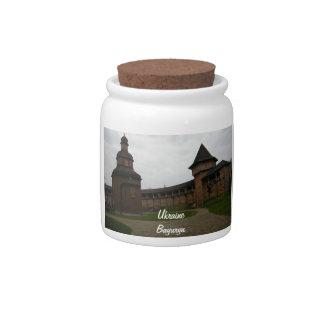 Travel Candy Jar