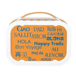 Travel Texts Yubo Lunchboxes