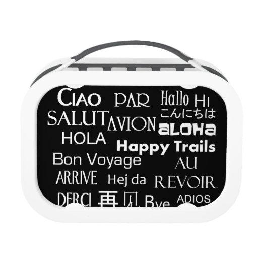 Travel Texts Yubo Lunchbox