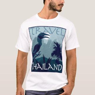 Travel Thailand- hornbill design T-Shirt