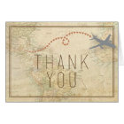 Travel Thank You Card