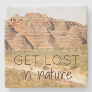 Travel Themed Coasters with National Park Photo