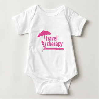Travel Therapy Baby Bodysuit