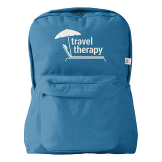Travel Therapy Backpack American Apparel™ | Blue
