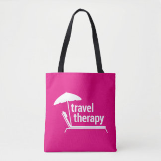 Travel Therapy Purse Tote Bag