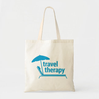 Travel Therapy Tote Bag