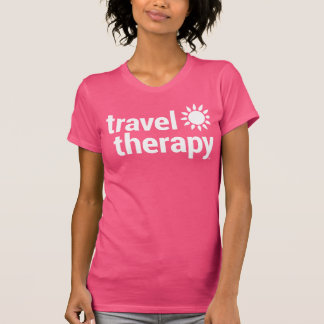 Travel Therapy Shirts