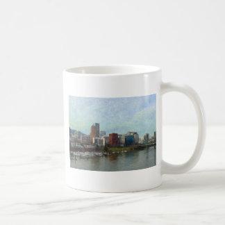 Travel through Portland Coffee Mug
