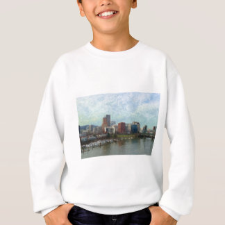 Travel through Portland Sweatshirt