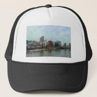 Travel through Portland Trucker Hat