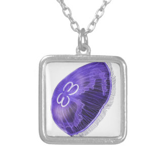 Travel through Time Silver Plated Necklace