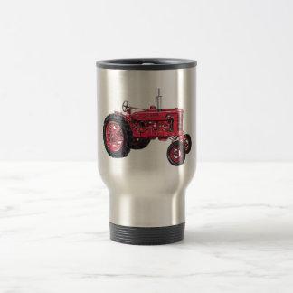 TRAVEL: Tractor Stainless Steel Travel Mug