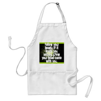 Travel wise standard apron