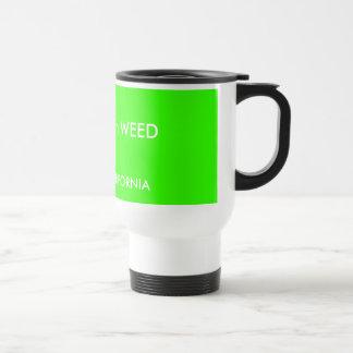 Travel With WEED, Mug