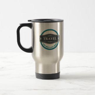 Travel: You Only Live Once Travel Mug