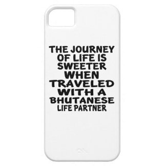 Traveled With A Bhutanese Life Partner Case For The iPhone 5