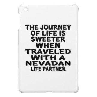 Traveled With A Nevadan Life Partner iPad Mini Cases