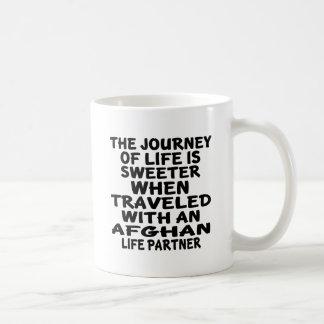 Traveled With An Afghan Life Partner Coffee Mug