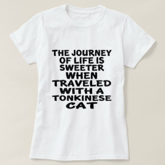 Traveled With Tonkinese Cat T-Shirt
