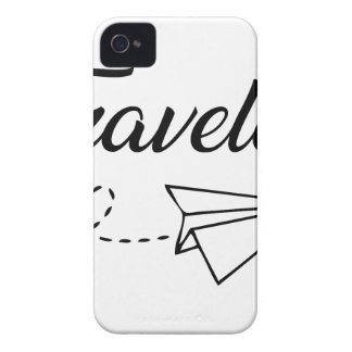 Traveler iPhone 4 Case