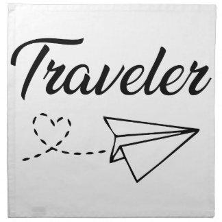 Traveler Napkin