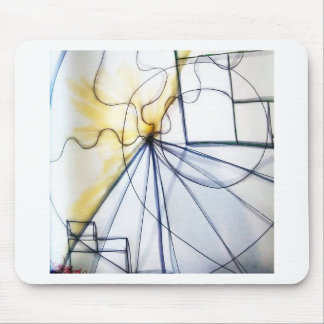 Traveler of Many Cosmos Mouse Pad