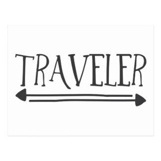 Traveler Postcard