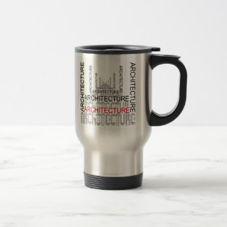 Traveler's Mug, ARCHITECTURE Travel Mug