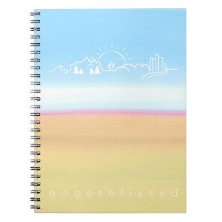 Traveler's Notebook Utah Inspired