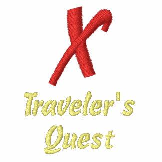 Traveler's Quest Hoodie
