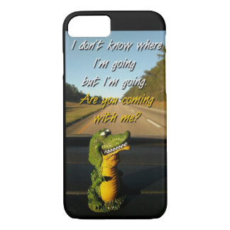 Traveling Gator iPhone 8/7 Case