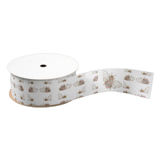 Traveling honey Pot ribbon! Grosgrain Ribbon